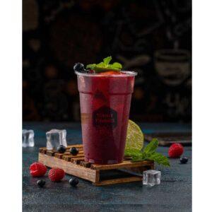 Mixed Berry Mojito