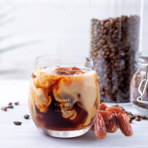 Iced Dates Latte