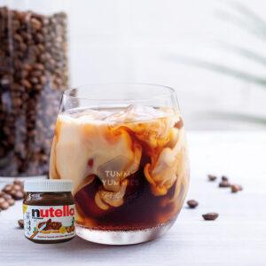 Iced Nutella Latte