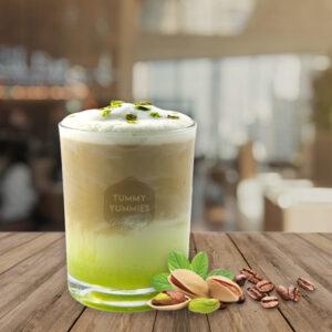 Iced Pistachio Latte