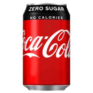 Coca Cola Zero Calories